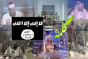 شبکه های وهابی: از جنایات داعش به حق بودن آنها پی بردیم!