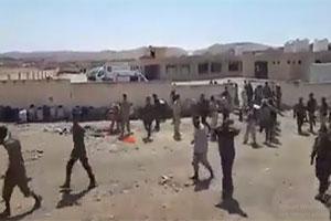 اكثر من 350 عنصر من `داعش` يسلمون أنفسهم لقوات البيشمركة + (فيديو)