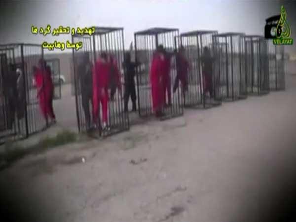تحقیر کردها توسط داعش و حمایت شبکه های وهابی از جنایات داعش