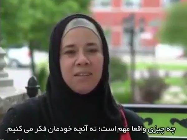 دلایل مسلمان شدن خانم مستبصره