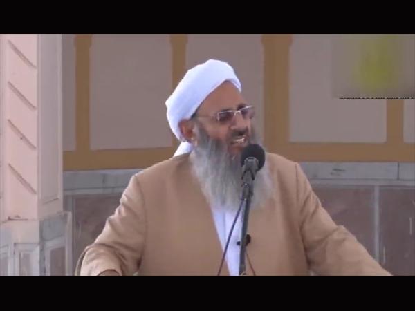 مولوی عبدالحمید اهلسنت نیست زیرا وی بر علیه یزید سخن گفته است