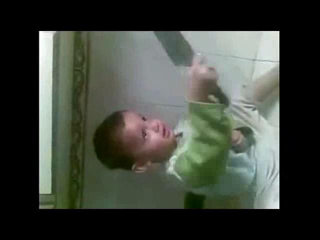 آلوده كردن اذهان كودكان بر عليه شيعه توسط وهابيون تكفيري