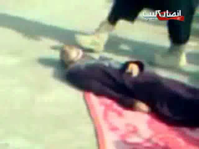 اعدام دختر سوري توسط وهابيون تكفيري