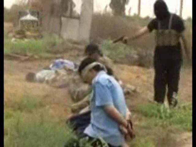 كشتن بي رحمانه شيعيان توسط گروههاي تروريستي وهابي