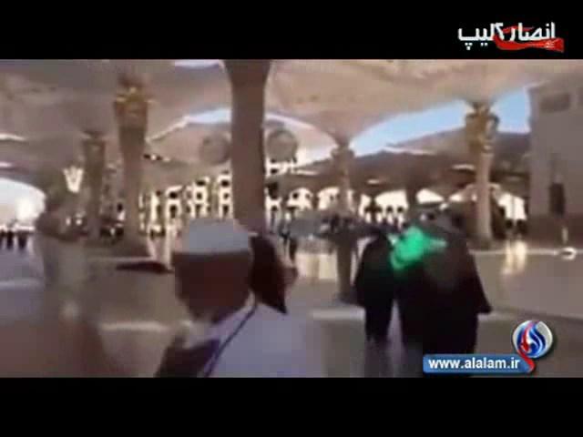 جسارت وهابيون به روحانيون ايراني