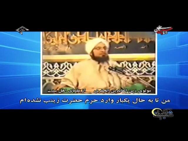 سخنان جالب عالم سني در مورد حضرت زينب(س) و عقائد وهابيت