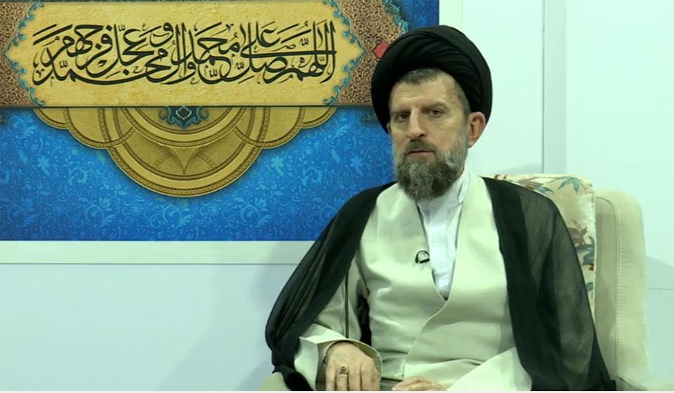 تاریخ پخش: ۱۴۰۰/۰۴/۲۹   حجت الاسلام و المسلمین فقیهی